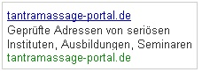 adwords tantramassage-portal de